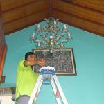 cuci lampu kristal bapak joko oleh Jasa Cuci Lampu Kristal gbr-20