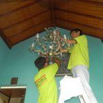 cuci lampu kristal bapak joko oleh Jasa Cuci Lampu Kristal gbr-22