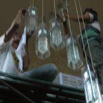 cuci lampu kristal bapak sonny oleh Jasa Cuci Lampu Kristal gbr-04