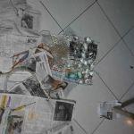cuci lampu kristal ibu dewi oleh Jasa Cuci Lampu Kristal gbr-05