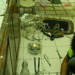 cuci lampu kristal ibu novi oleh Jasa Cuci Lampu Kristal gambar-05