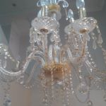 cuci lampu kristal ibu santi oleh Jasa Cuci Lampu Kristal gbr-01