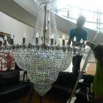 cuci lampu kristal ibu sari oleh Jasa Cuci Lampu Kristal gbr-14
