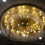 cuci lampu kristal birawa ballroom oleh Jasa Cuci Lampu Kristal gbr-04