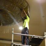 cuci lampu kristal birawa ballroom oleh Jasa Cuci Lampu Kristal gbr-25