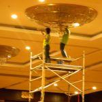 cuci lampu kristal birawa ballroom oleh Jasa Cuci Lampu Kristal gbr-42
