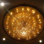 cuci lampu kristal birawa ballroom oleh Jasa Cuci Lampu Kristal gbr-60