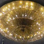 cuci lampu kristal birawa ballroom oleh Jasa Cuci Lampu Kristal gbr-62