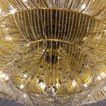 cuci lampu kristal birawa ballroom oleh Jasa Cuci Lampu Kristal gbr-63