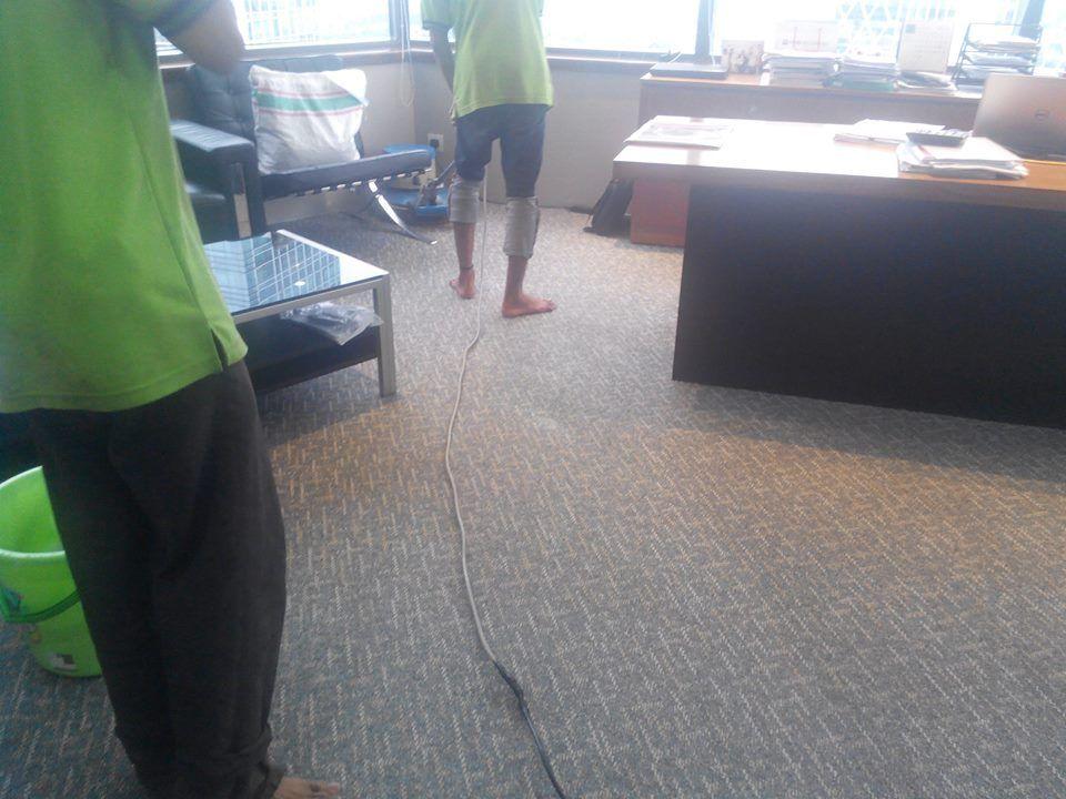cuci karpet kantor ocbc sekuritas gambar 40