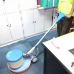 cuci karpet kantor PT Aica Indonesia-10