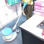 cuci karpet kantor PT Aica Indonesia-11