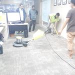 cuci karpet kantor pt pertamina tahap 1 gambar 06