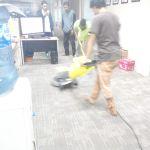 cuci karpet kantor pt pertamina tahap 1 gambar 26