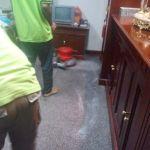 cuci karpet kantor pt margabumi matraraya gambar ke-01