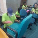 cuci kursi kantor pt myriad gambar 02