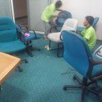 cuci kursi kantor pt myriad gambar 12