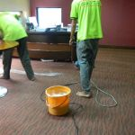 cuci karpet kantor pt global assistance gambar 08