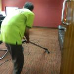cuci karpet kantor pt global assistance gambar 09