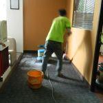 cuci karpet kantor pt global assistance gambar 10