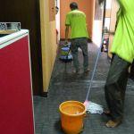 cuci karpet kantor pt global assistance gambar 11