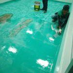 epoxy lantai coating lantai pt indec diagnostics gambar-45